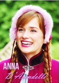 Anna D'Arendelle