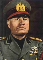 Teniente General Musolini