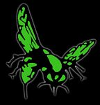 frelon vert