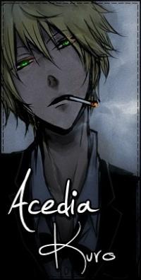 Acedia Kuro