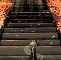 白玉楼的台阶