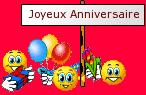 JOYEUX ANNIVERSAIRE AJF 910419