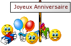 JOYEUX ANNIVERSAIRE BERNARD 910419