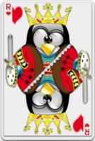 Good beat/ Bad beat poker 10005-9