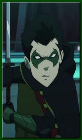 Damian Wayne {01}