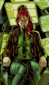 Barbara Gordon {01}