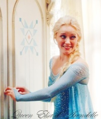 Queen Elsa d'Arendelle