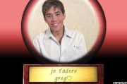 je t\'adore gregory