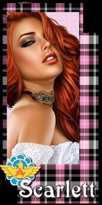 Lady Scarlett Andrew