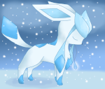 Arya the Glaceon