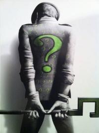 Homme Mystère
