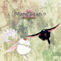 Manga-san