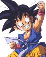 Chbi Goku