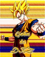 Goku de dbz