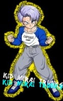 Kid Mirai Trunks