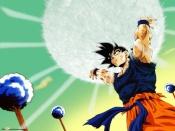 Son Goku Légendaire