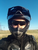 Мотоцикл, скутер 3402-95