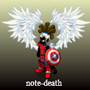 note-death
