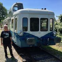 Les trains d'autrefois: histoires et photos 142-59