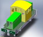 Montage de kit et construction intégrale matériel roulant 531-93