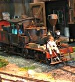 Nos vieux trains miniatures d'antan. 9-57