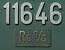 Re 6/6 11646
