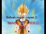 Gohan super sayan 2