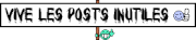 post inutile