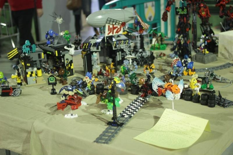[Expo] Bilan & photos de BIONIFIGS Convention III au Festi'Briques 2013 Bionif60