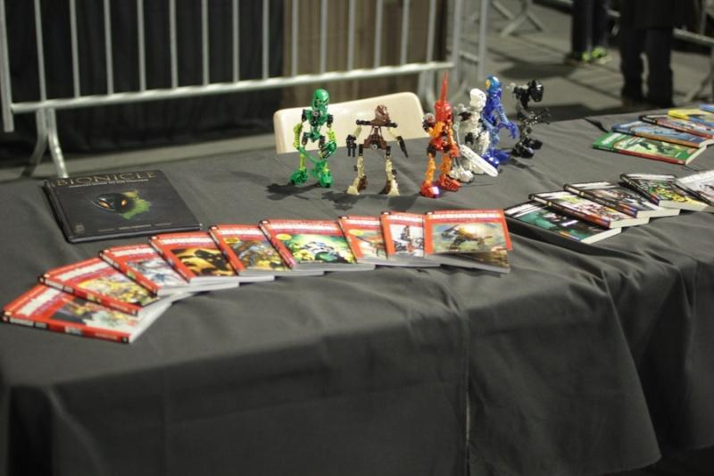 [Expo] Bilan & photos de BIONIFIGS Convention III au Festi'Briques 2013 Bionif81