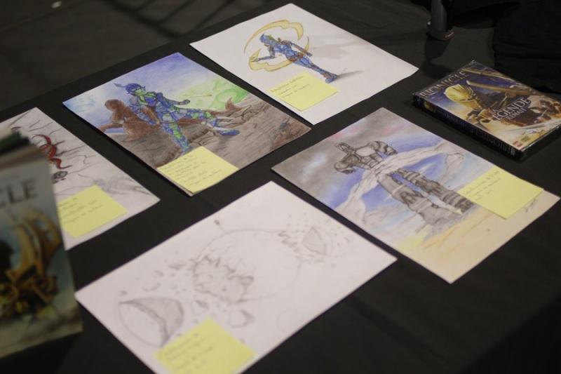 [Expo] Bilan & photos de BIONIFIGS Convention III au Festi'Briques 2013 Bionif83