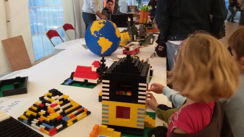 [Expo] Compte rendu de l'Expo LEGO au Moulin de Gambais Gambai32