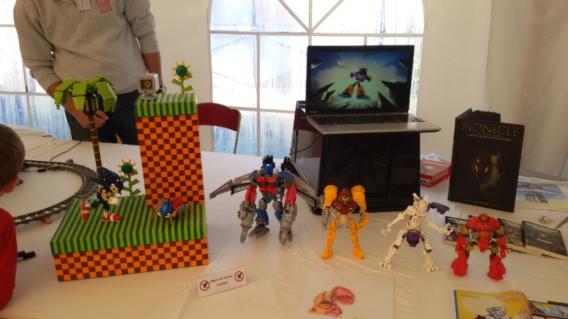 [Expo] Compte rendu de l'Expo LEGO au Moulin de Gambais Gambai36