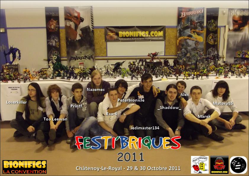 [Expo] Résumé & images de la Convention BIONIFIGS aux Festi'Briques 2011 (71) Photo_11