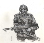 Soldat Lauffer