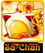 Sa-chan