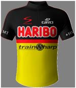 Haribo cycling team
