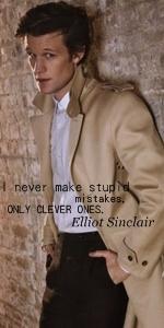 Elliot Sinclair