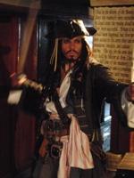 Jonty Depp - Captain Jack