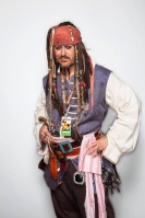 Captain C Sparrow