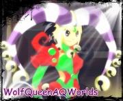 atlantean wolf queen