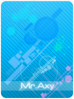 Mr.Axy