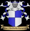 Motto: Honor, Fidelitatis, Praemium  vytvořeno na http://rpg.uplink.fi/heraldry/