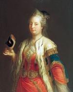 SAR la reine de Bohême