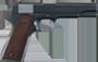 Пистолет  Лево