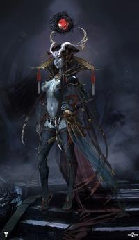 Amonna Reine des Onis