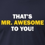 Mr.Awesome