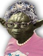 Yoda seine Mudda