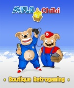 Mylo and Chibi