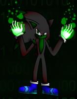 Virus The Hedgehog
